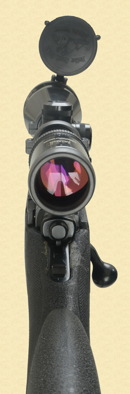 RUGER M77 TANG SAFETY W/SCOPE - C46384