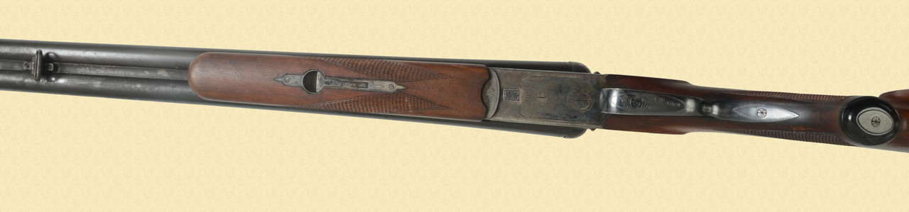 MERKEL MODEL 47E SXS SHOTGUN - Z43848