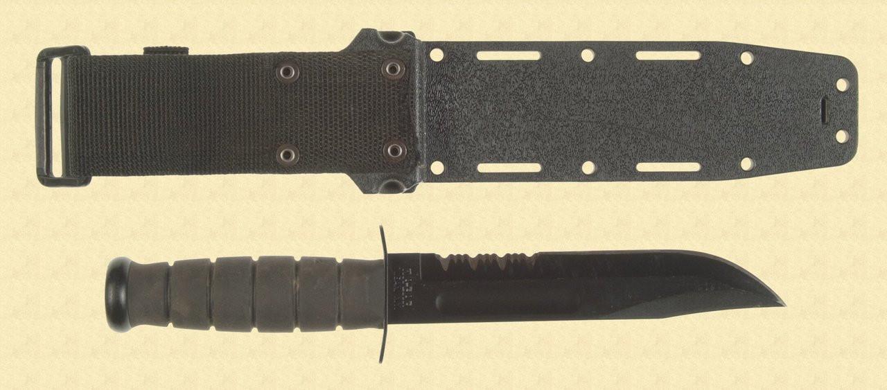 KABAR FIGHTING KNIFE - C13148