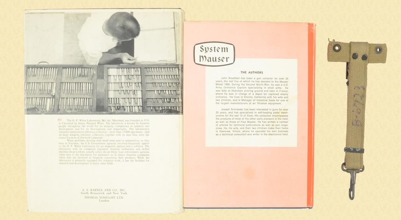 BOOK MAUSER SYSTEM MAUSER - MISC LOT - C47049