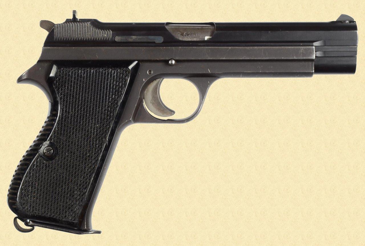 SIG P 210 GENEVA POLICE - Z28474