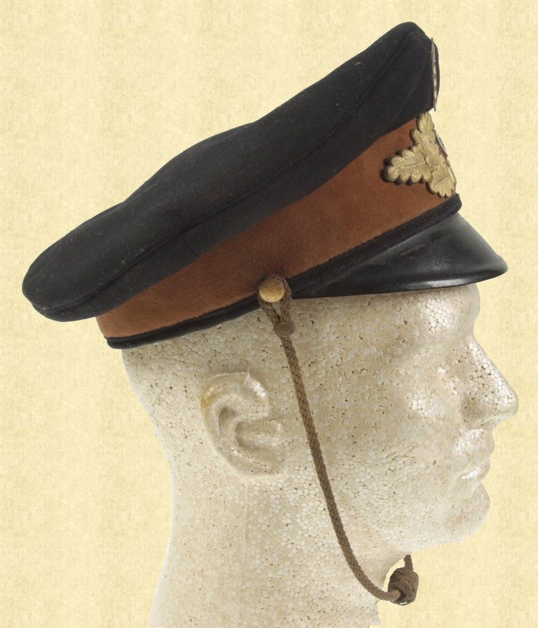 GERMAN VISOR HAT - C9666