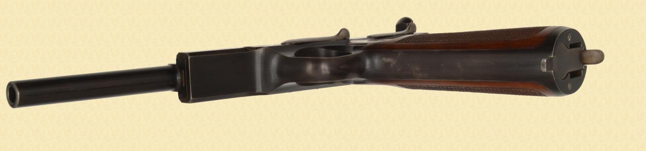 SCHWARZLOSE 1898 PISTOL - C30810