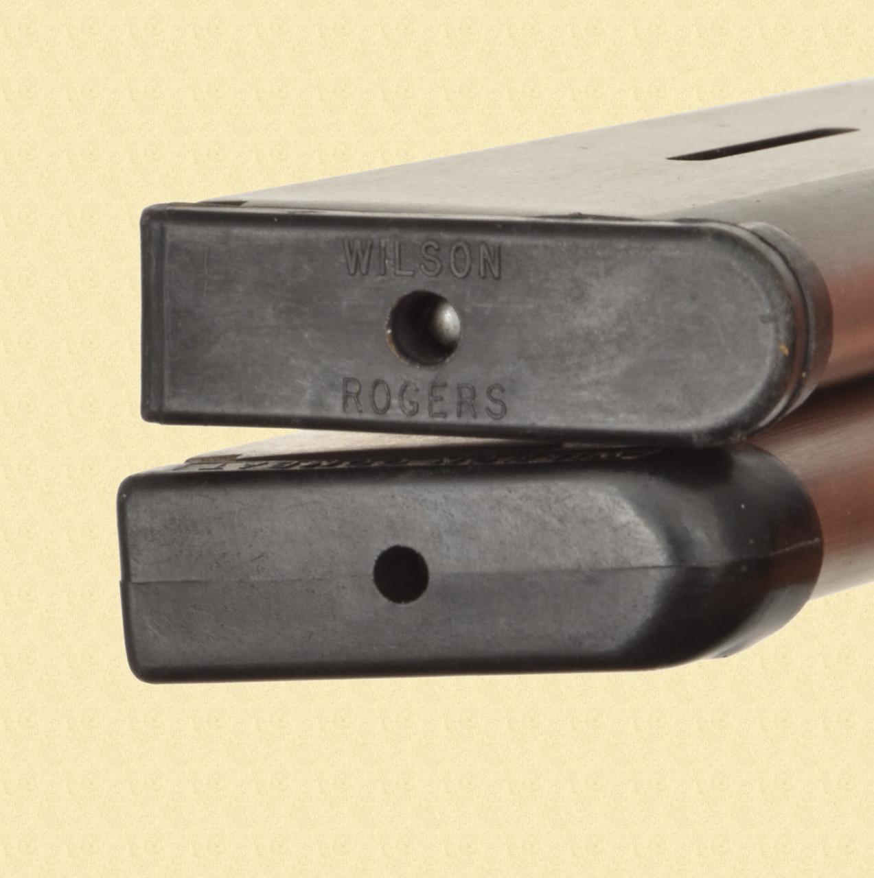 WILSON STAINLESS STEEL .45 MAGAZINES - C47227
