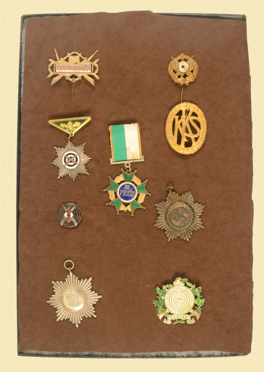 GERMAN 3RD REICH PERIOD SHOOTING AWARDS - C31039