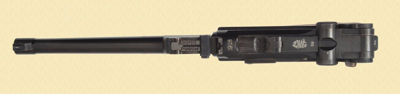 DWM ARTILLERY LUGER - C37902
