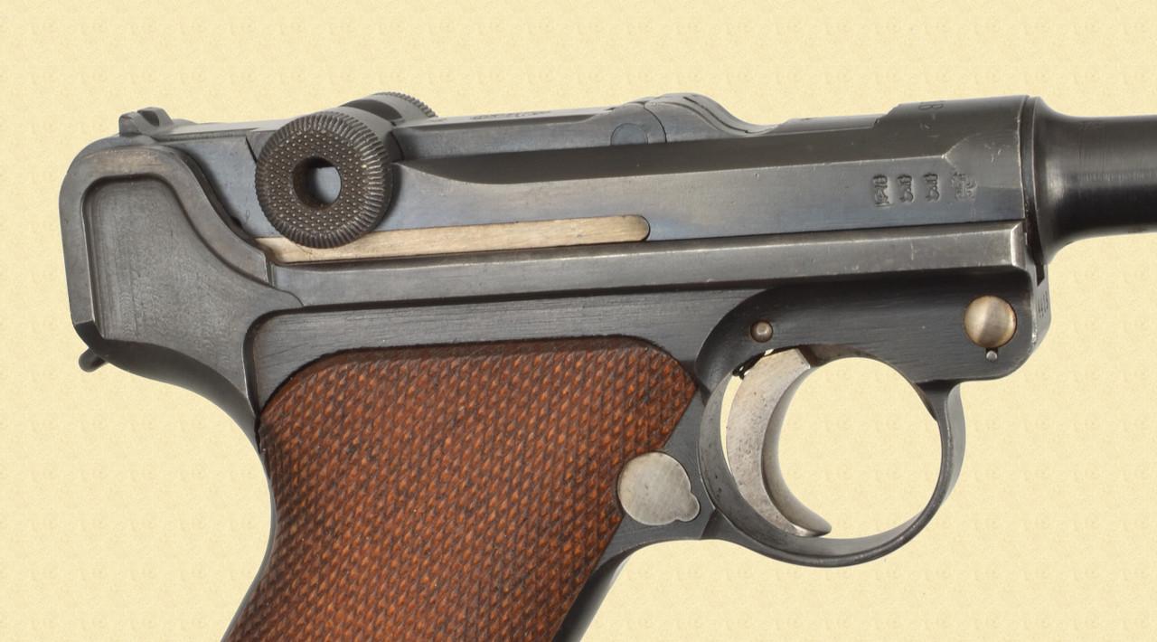 DWM P.08 1918 MILITARY - Z27878
