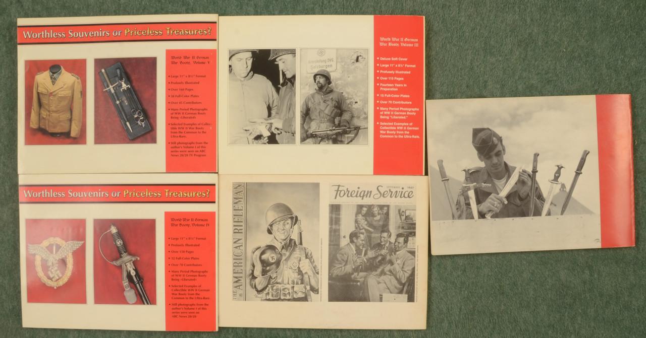 BOOKS WW II GERMAN MILITARY - C31213