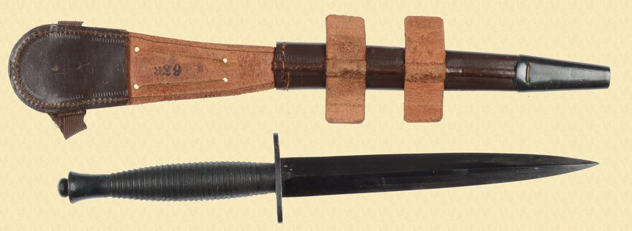 FAIRBAIRN SYKES FIGHTING KNIFE - C24536