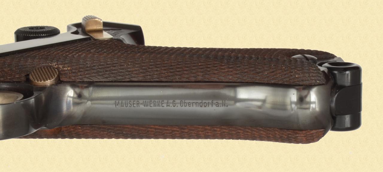MAUSER LUGER SPORT MATCH - D16110