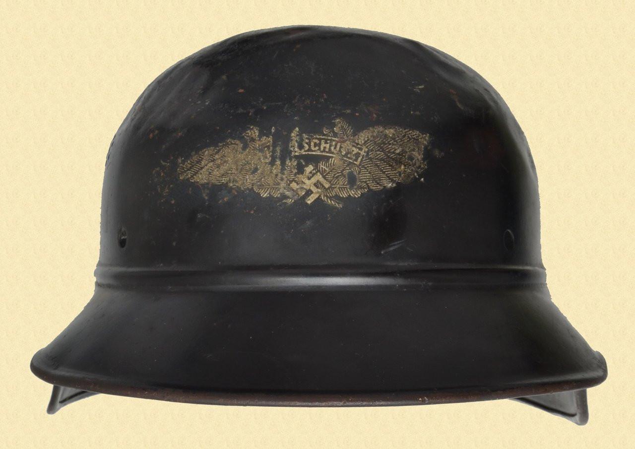 "GERMAN LUFTSCHUTZ ""GLADIATOR STYLE"" HELMET - C41596"