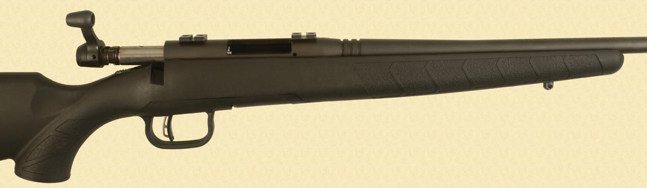 SAVAGE B-MAG .17 RIFLE - C32357
