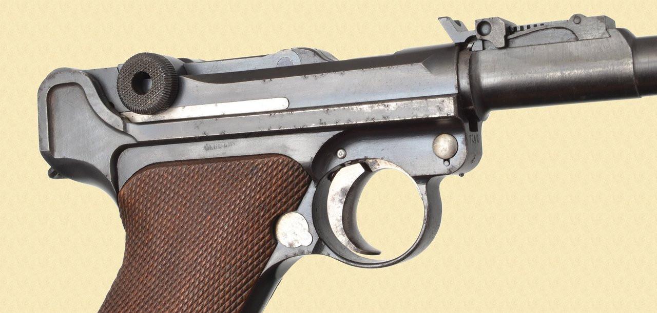DWM LUGER 1920 COMMERCIAL ARTILLERY - C40404