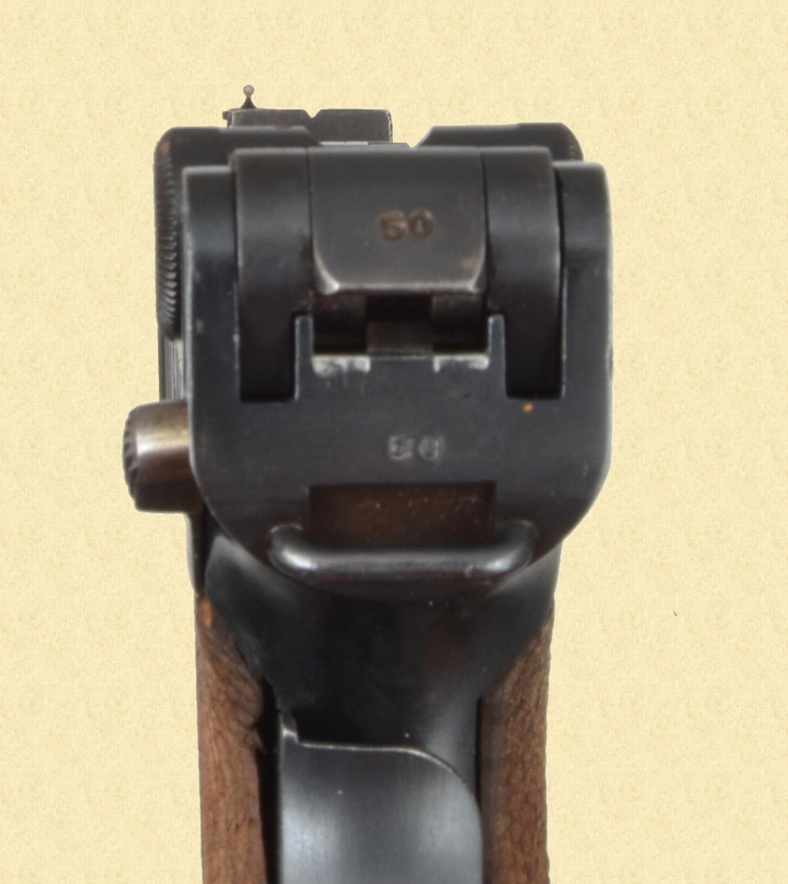 DWM 1920 CARBINE 9MM - D32155