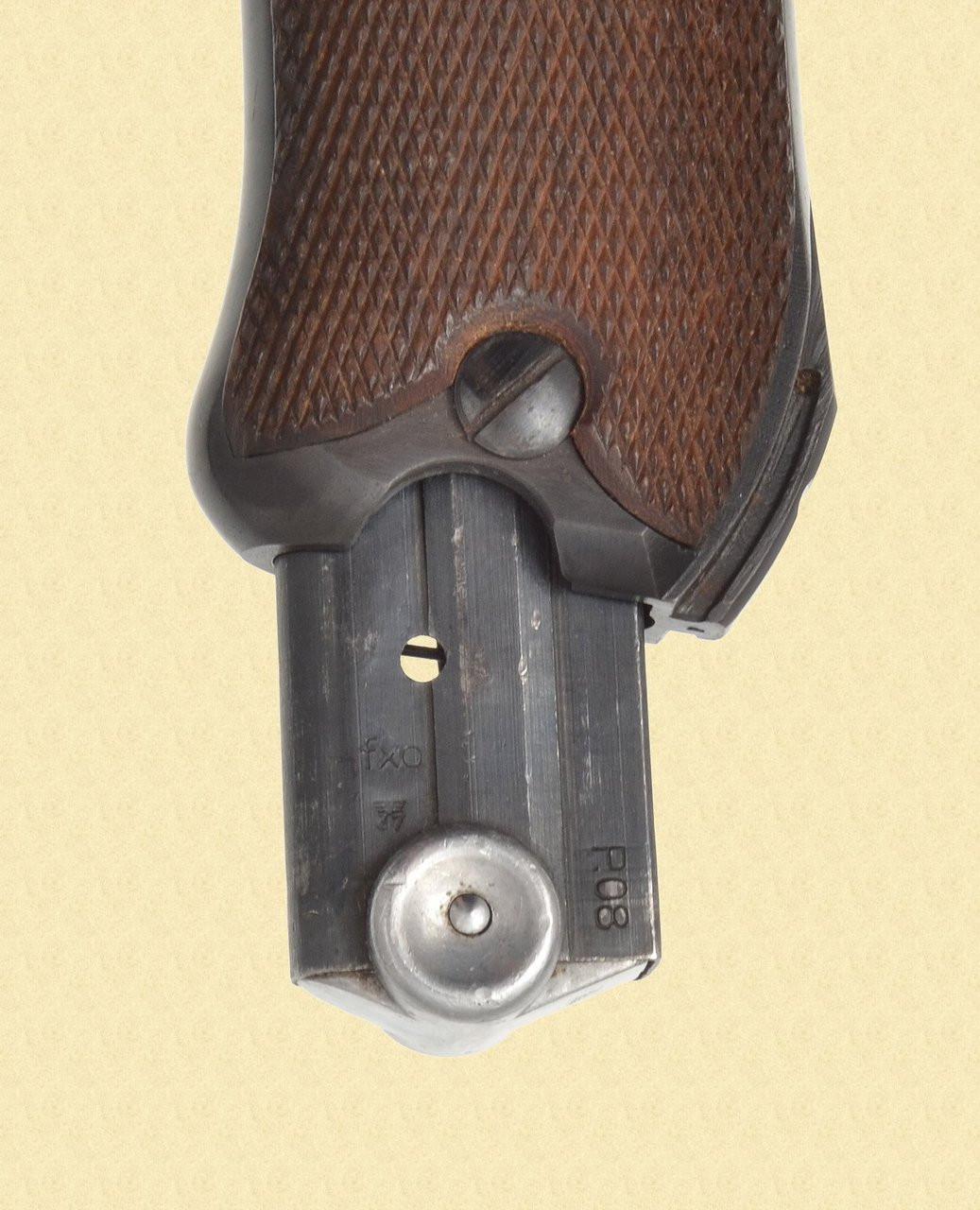 MAUSER BANNER POLICE 1941 - C40865