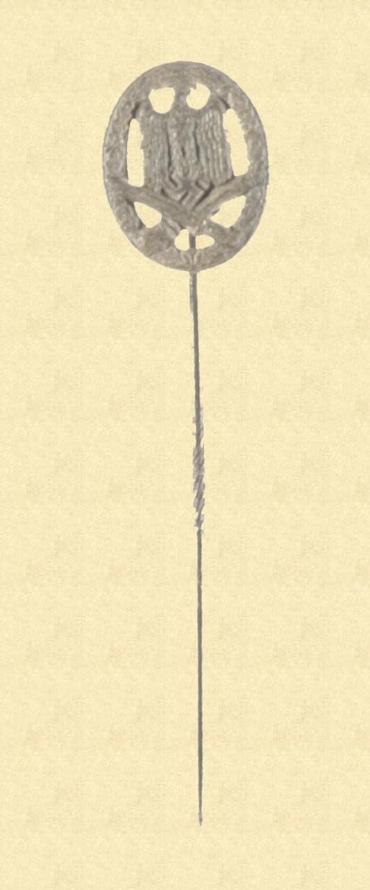 GERMAN STICK PIN - C10748