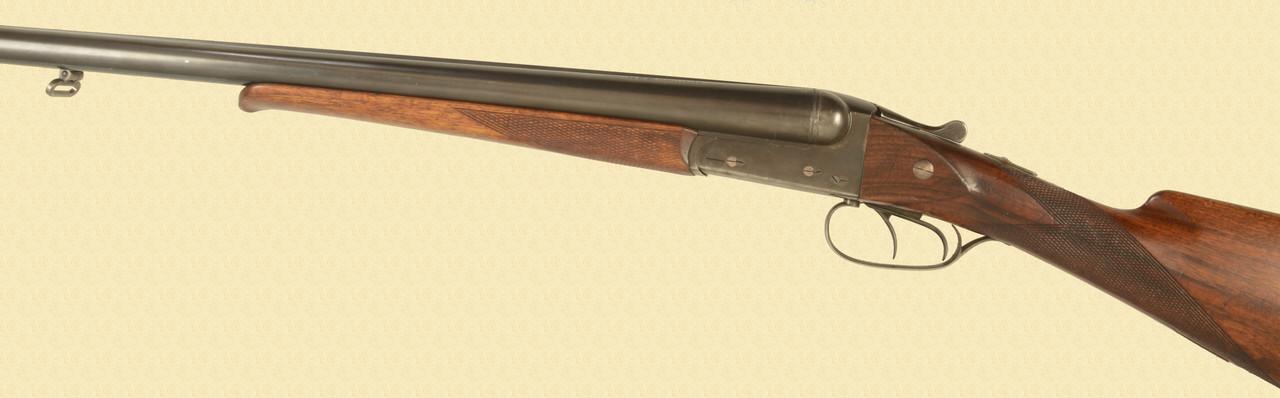 HUSQVARNA 615 DOUBLE BARREL SHOTGUN - Z48891