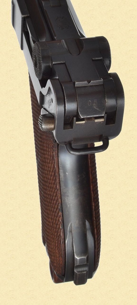 DWM 1923 A.F. STOEGER AMERICAN EAGLE - C29153