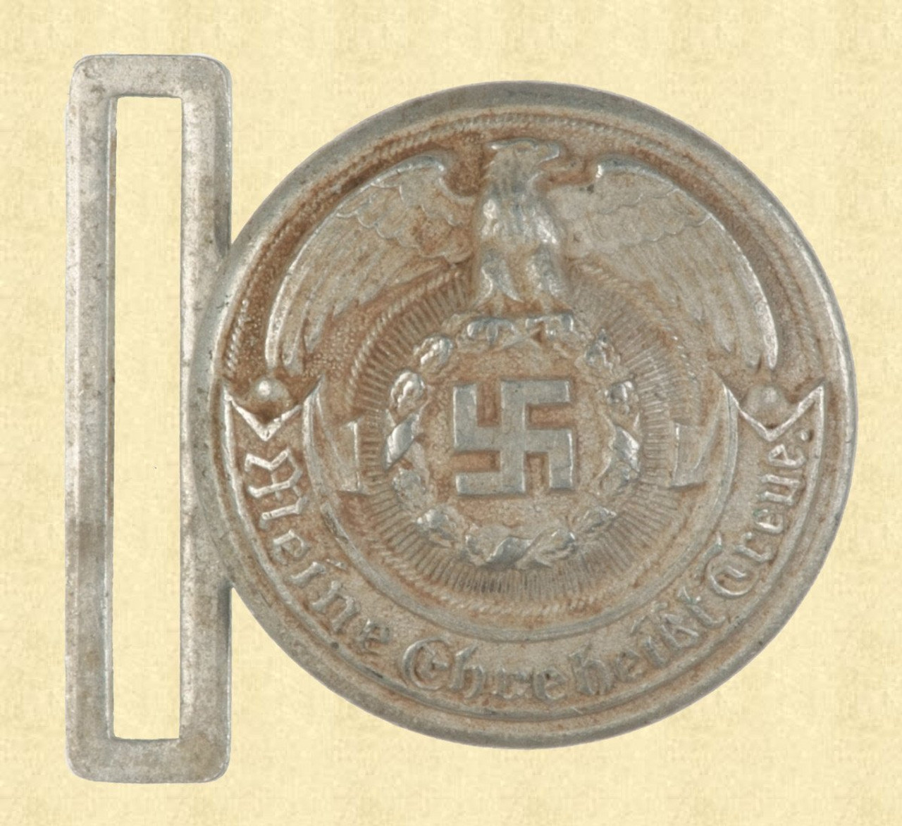 GERMAN BELT BUCKLE - C9700