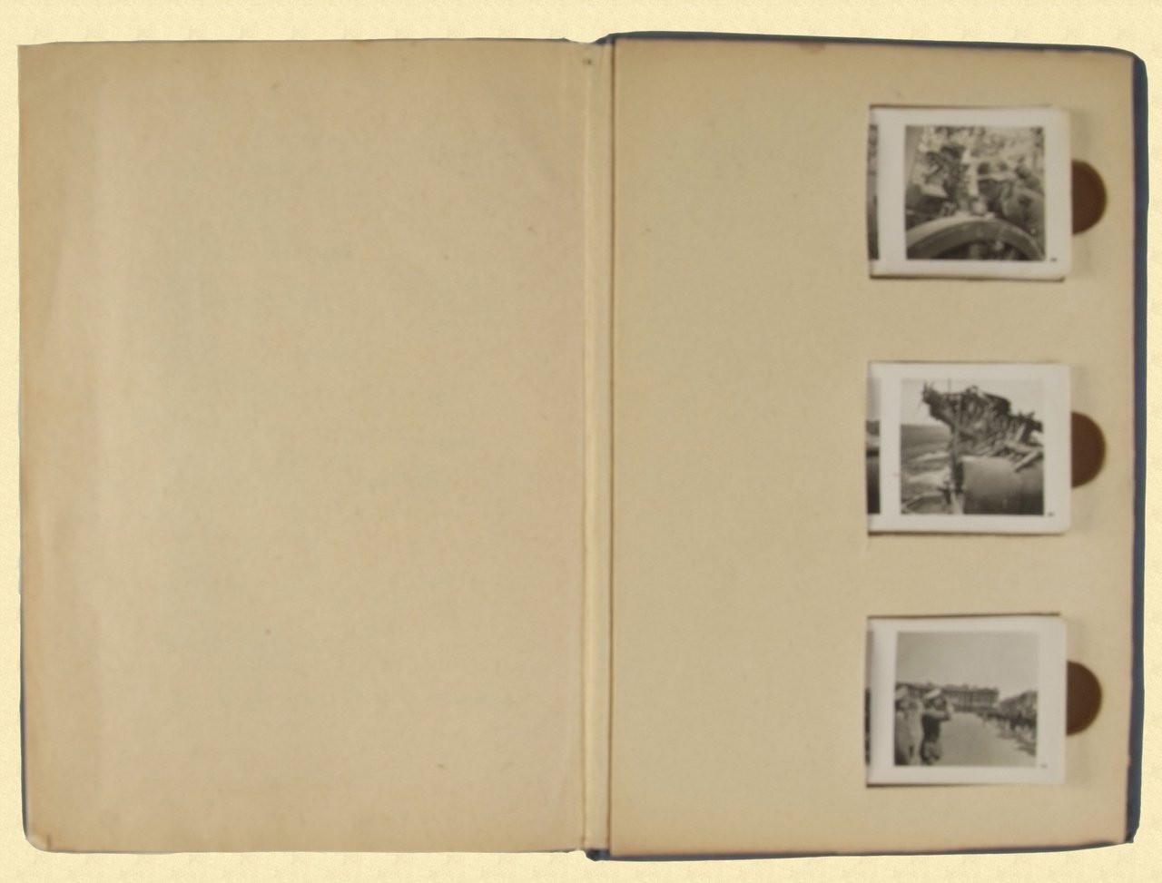 GERMAN WW2 STEREO BOOK - C11193