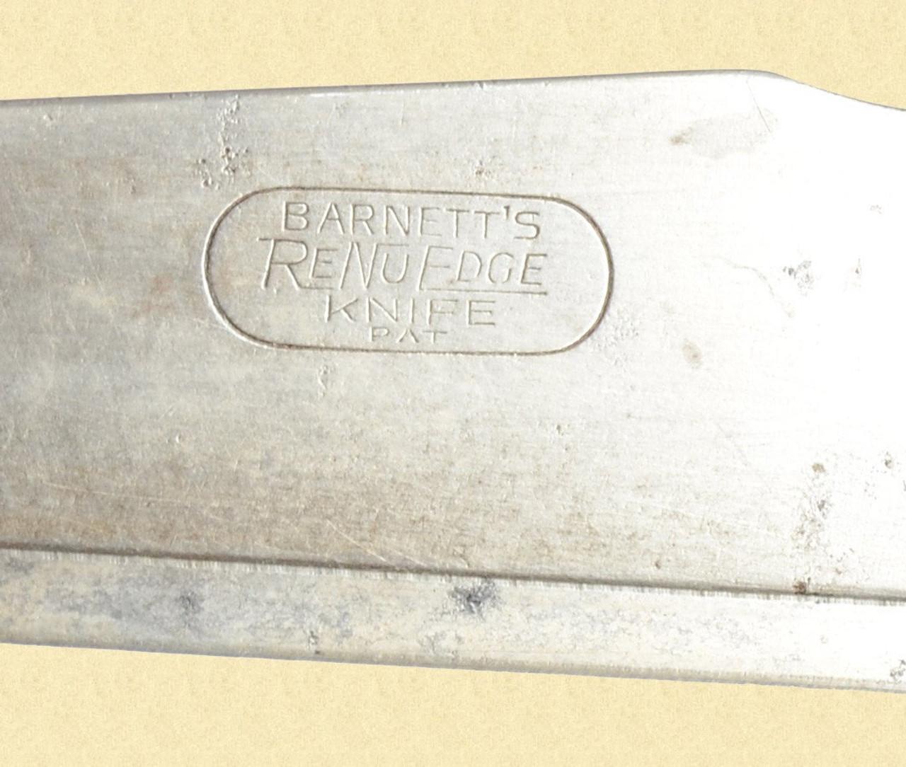 BARNETTS RENUEDGE KNIFE - C24882