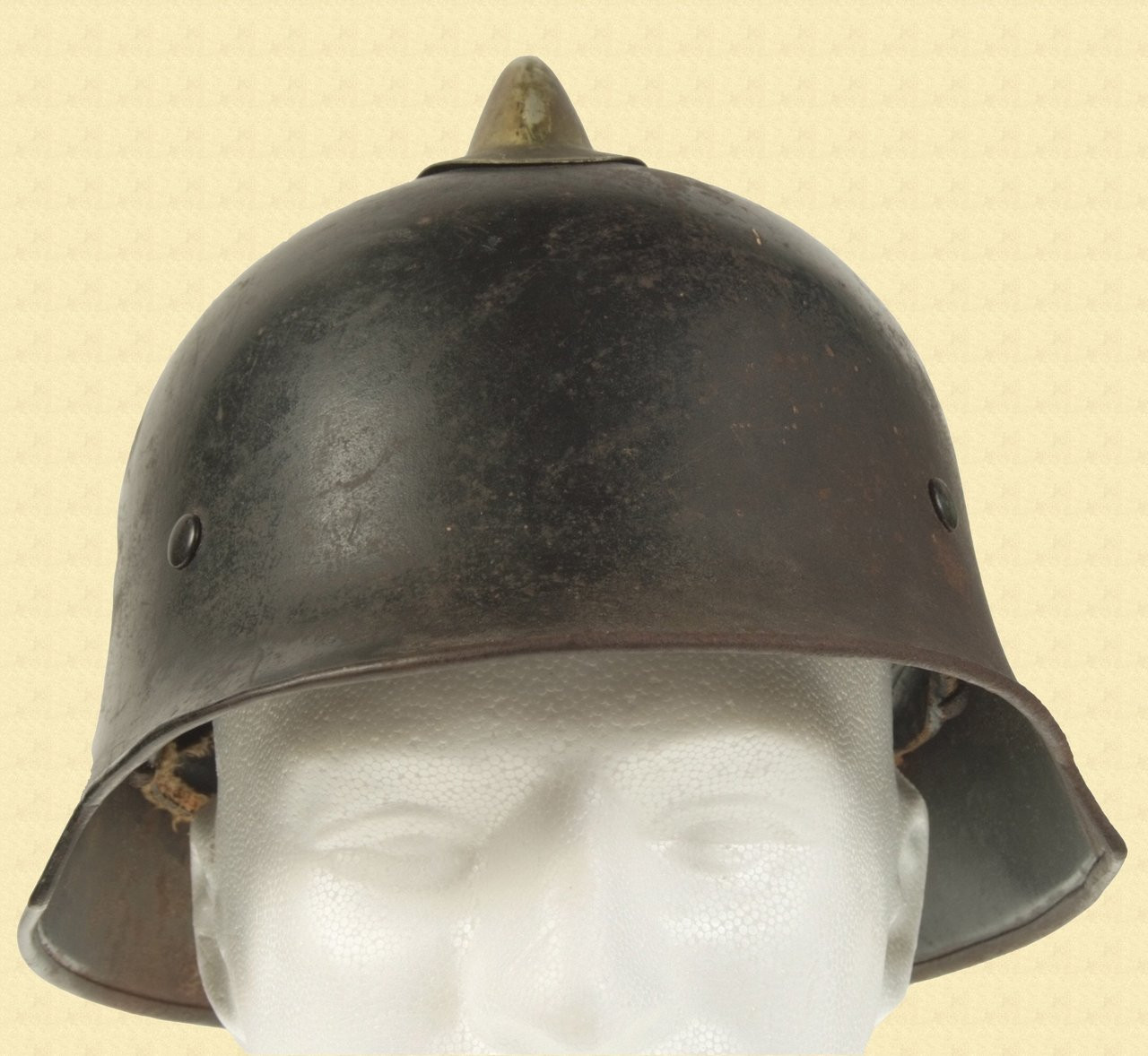 GERMAN WW2 FIREMANS HELMET - M3613