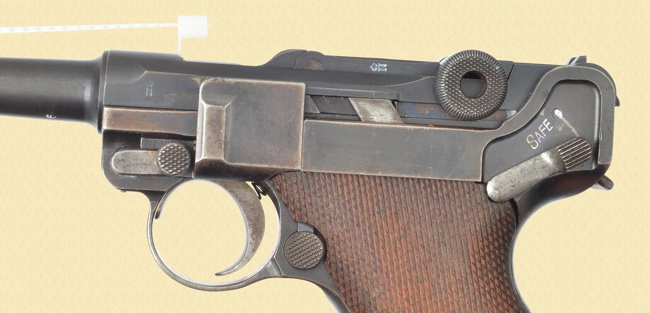 DWM 1923 SAFE & LOADED - C38049