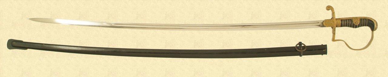 GERMAN DRESS SWORD - C13330