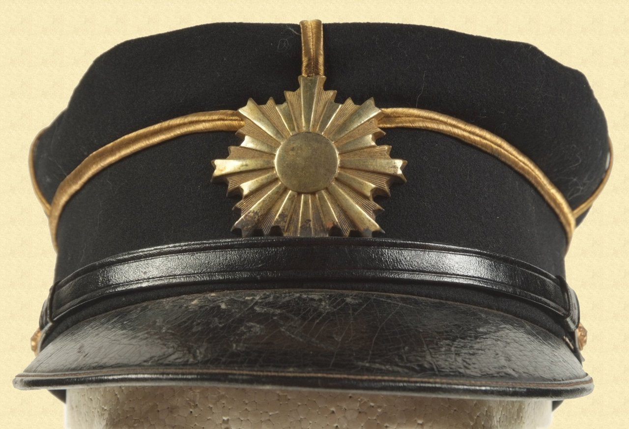 JAPANESE PEAKED CAP - C12228