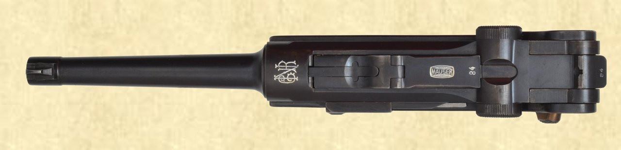 MAUSER PORTUGUESE BANNER GNR - C40269