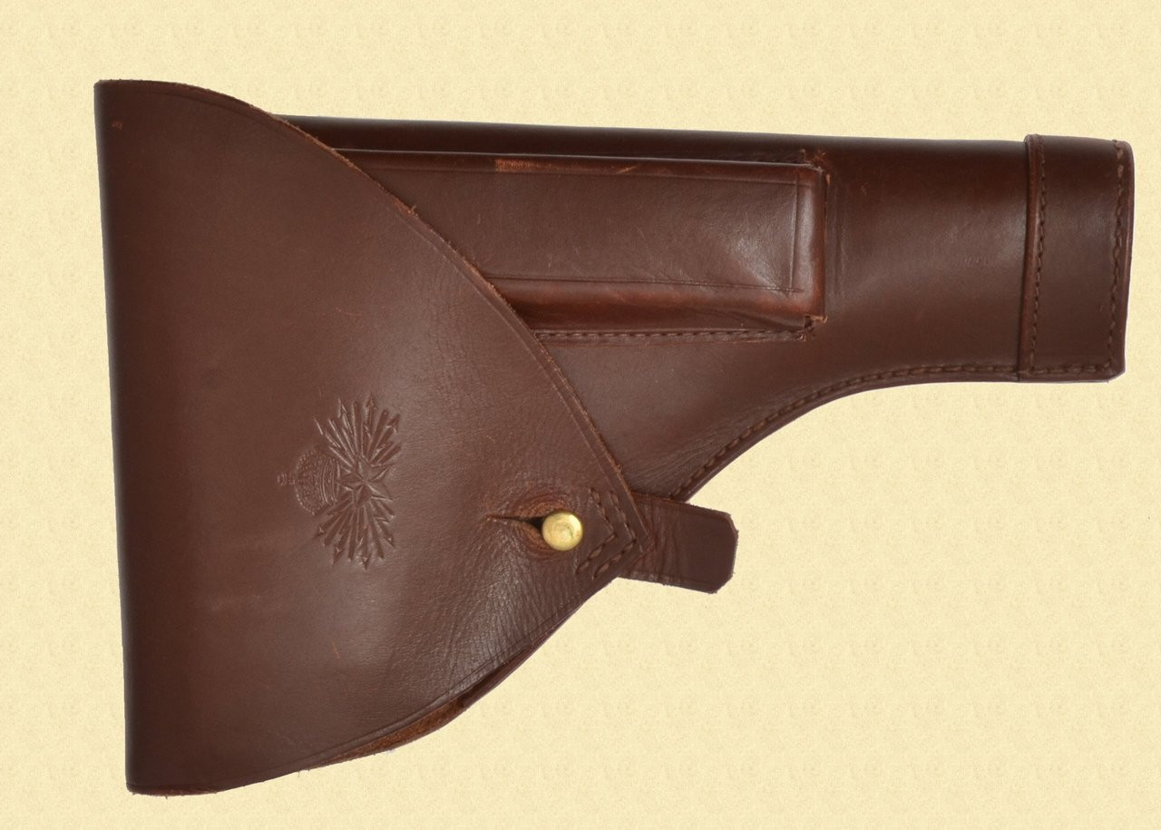 UNKNOWN LEATHER HOLSTER - C41432