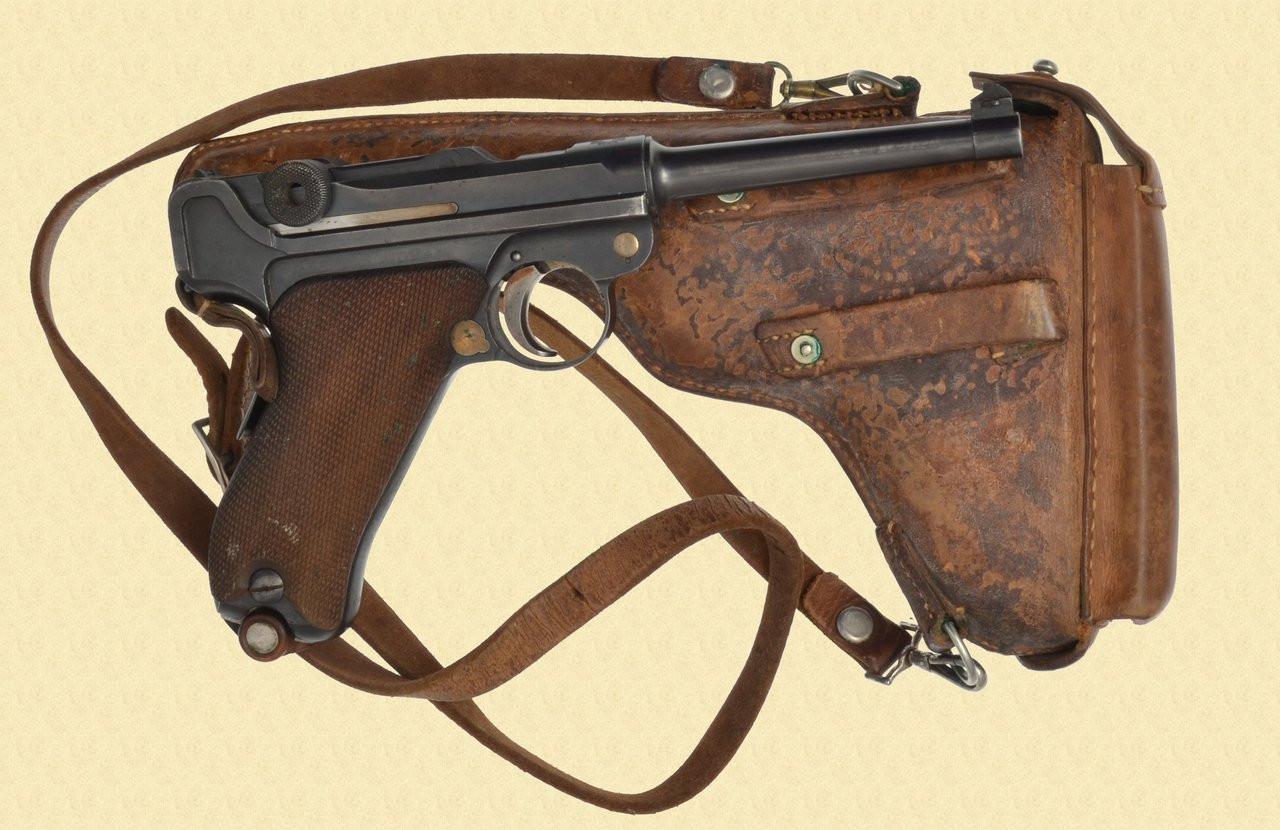 DWM 1906 30 CAL SWISS - Z37830