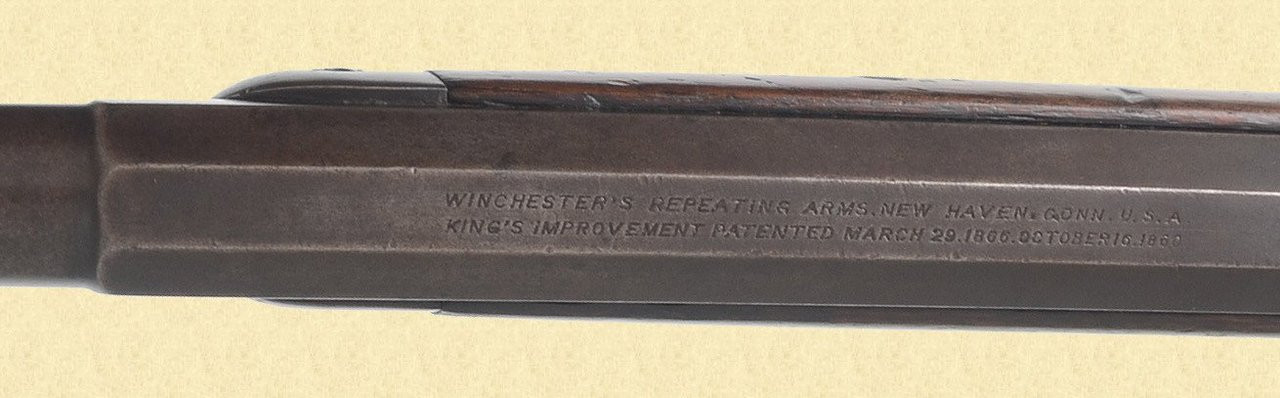 WINCHESTER 1873 RIFLE - C27677