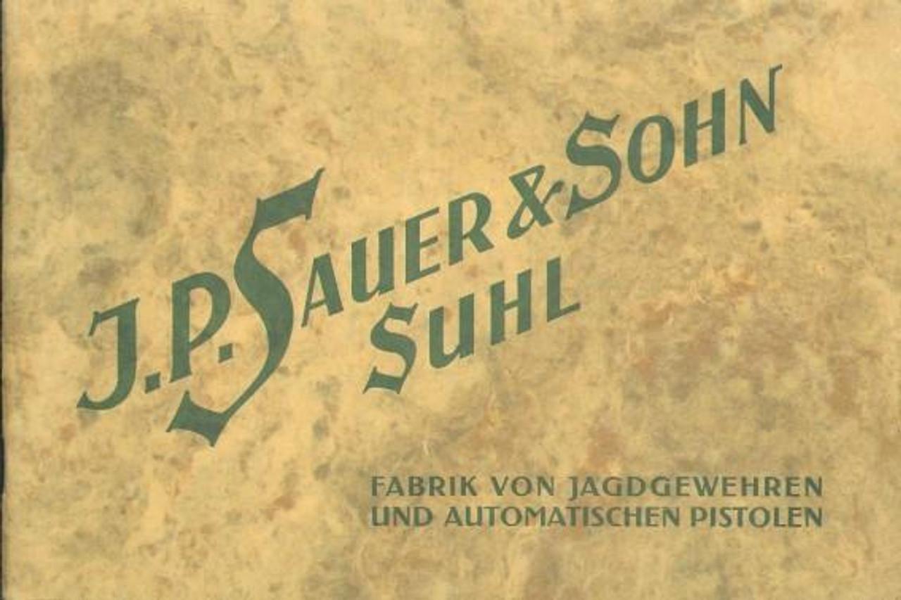 J.P. SAUER & SOHN SUHL - M1440