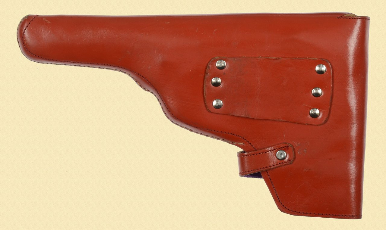 LUGER COMMERCIAL HOLSTER - C23849