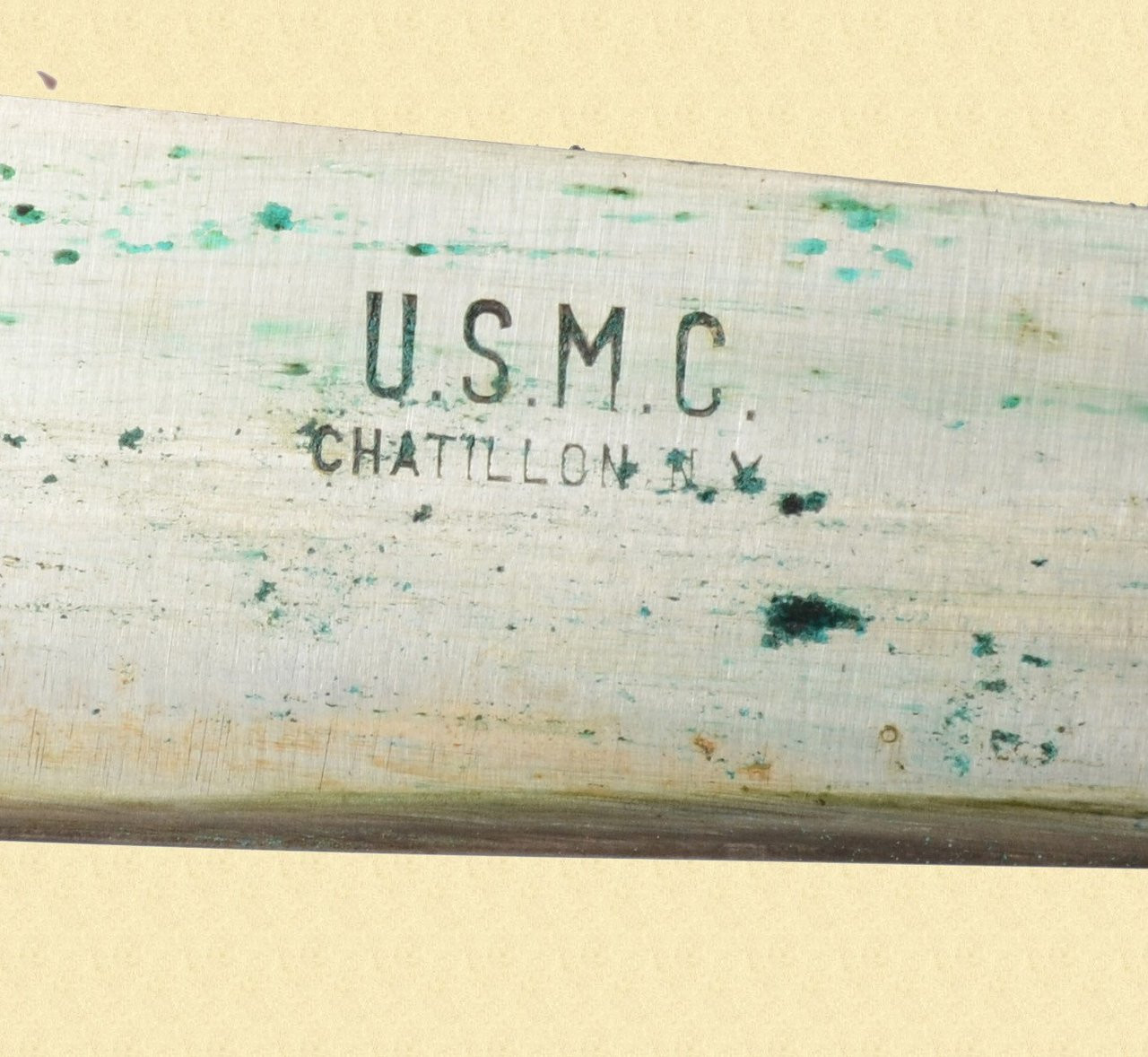 U.S.M.C. WW2 CORPSMANS KNIFE - C24849