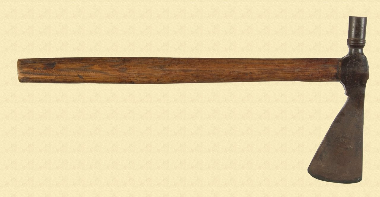 INDIAN TRADE TOMAHAWK - M3254