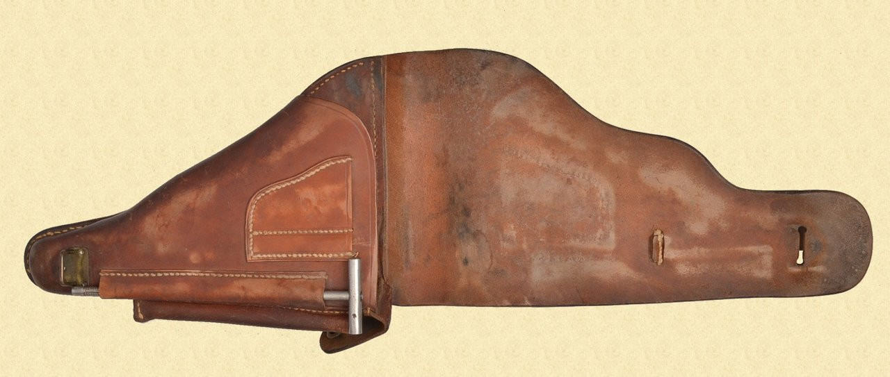 BULGARIAN 1908 LUGER HOLSTER - C28607