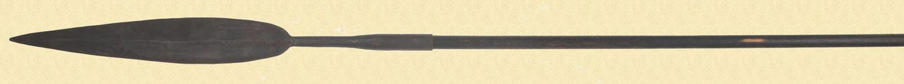 AFRICAN SPEAR - C20122