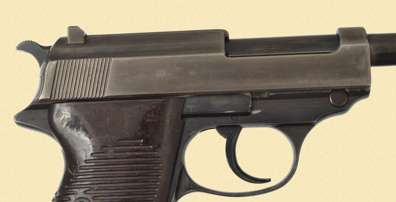 WALTHER P. 38 AC41 - C38368