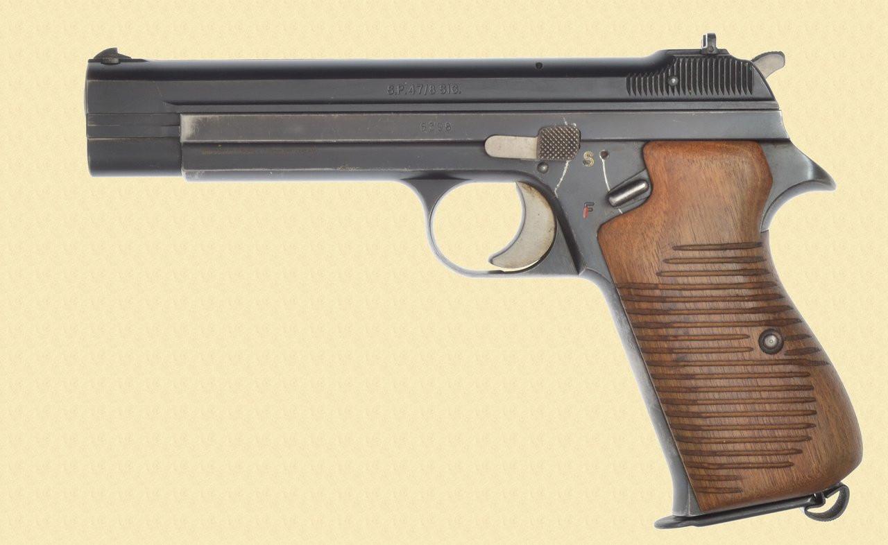 SIG SP 47/8 - Z34700