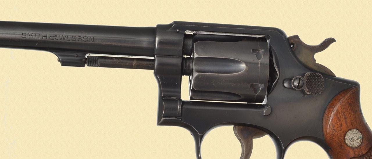 SMITH & WESSON PRE-MODEL 10 - D15065