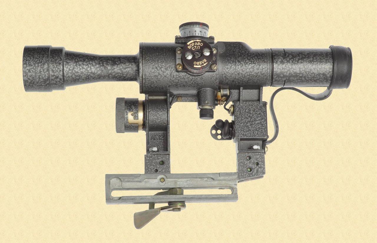 BELARUS OPTICAL SNIPER SCOPE - M7227