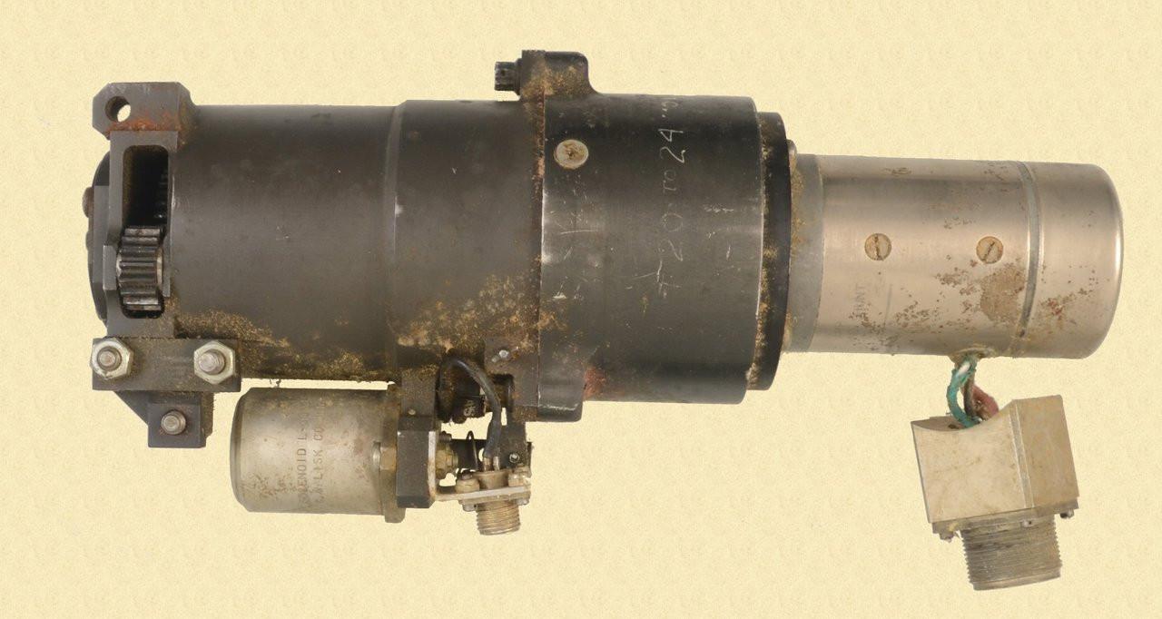GENERAL ELECTRIC MINIGUN (MINUS RECEIVER) - C40200