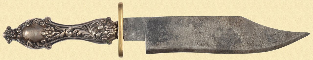 ENGLISH SMALL BOWIE KNIFE - C24877