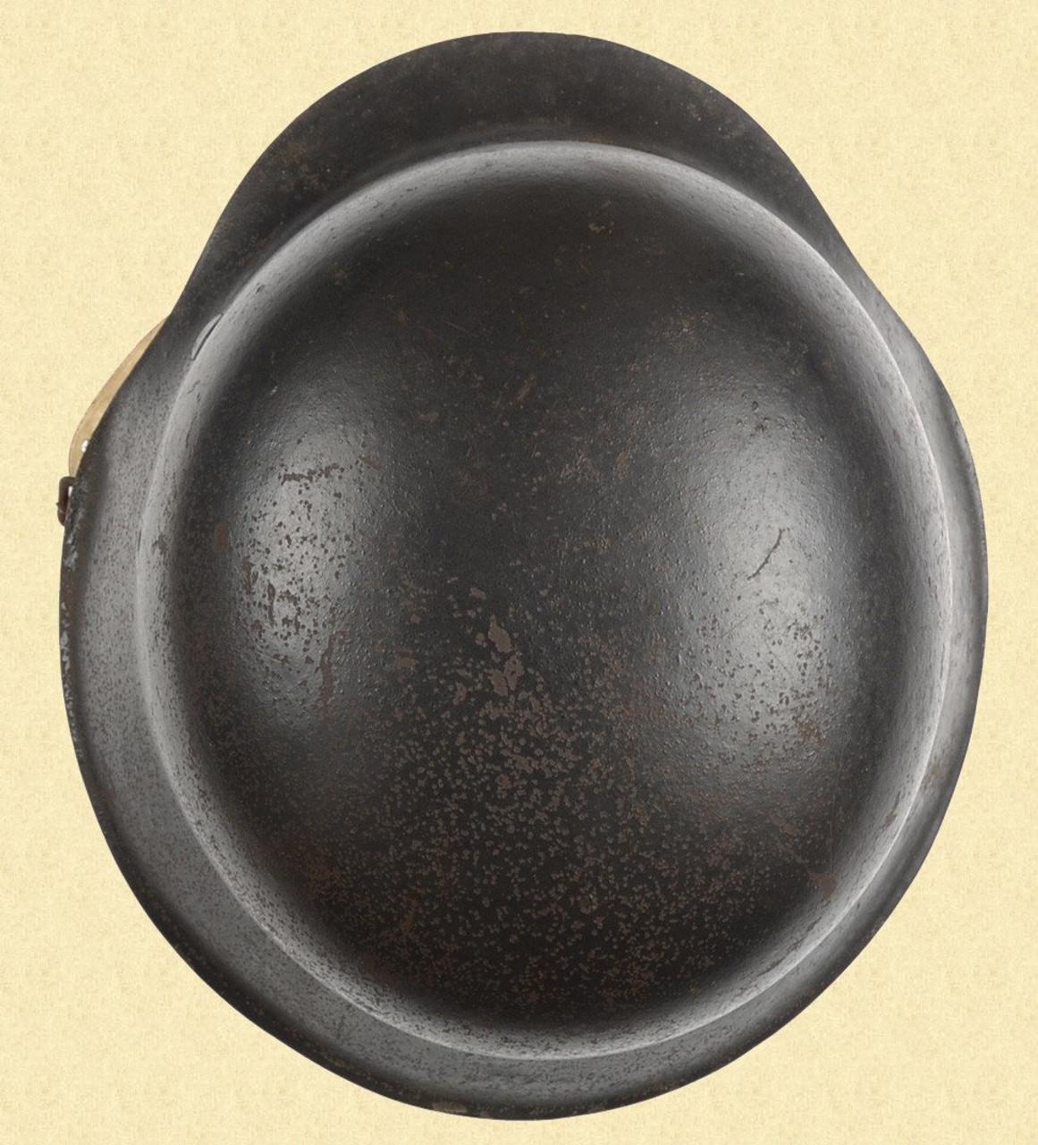 GERMAN WW2 M42 BEADED HELMET - C26167