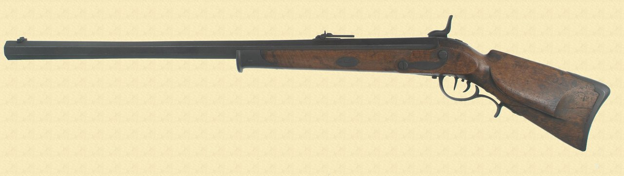 GERMAN 1842/60 WALLBUCHSE RIFLE - M2552