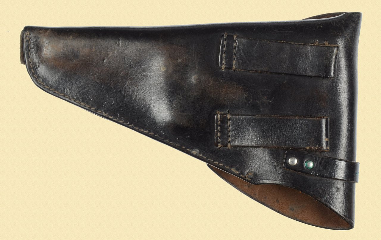 SWEDISH M40 LAHTI PISTOL HOLSTER - C24103