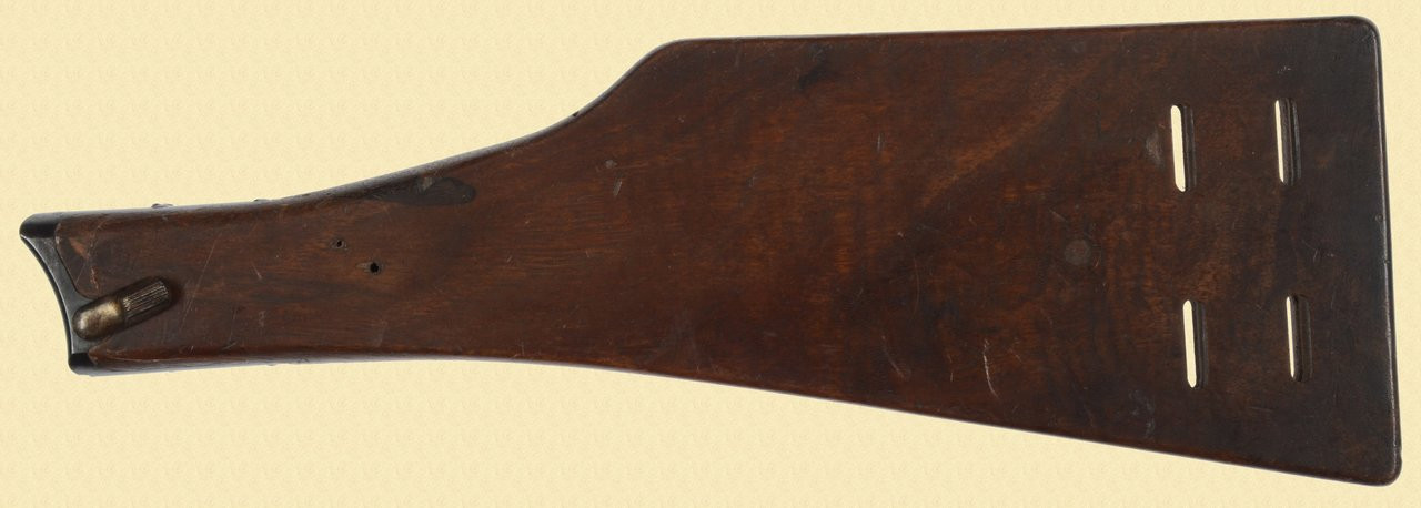LUGER COMMERCIAL NAVY SHOULDER STOCK - C24061