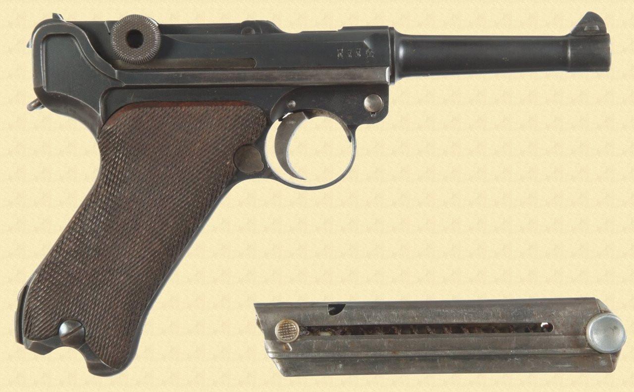 DWM 1918/1920 POLICE REWORK - D8480